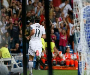 real madrid, winner, and gareth bale image