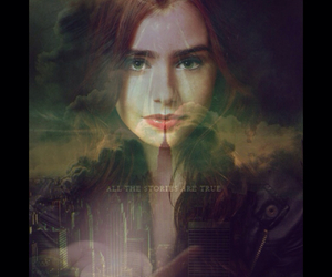 the mortal instruments, clary, and all the stories are true image