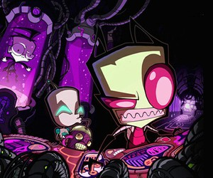 Gir And Invader Zim Image
