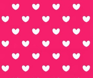 beautiful, pink, and hearts image