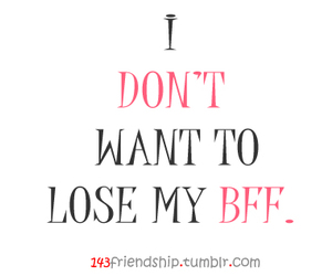 bff, friendship, and typo image