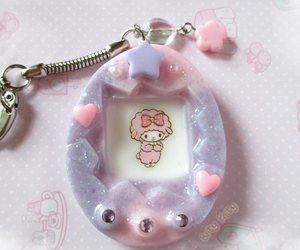 80s, sanrio, and tamagotchi image