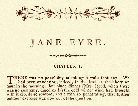 Quotes Jane Eyre Best Image About Book In Lovelyjonathan Walters