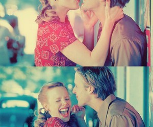 kiss, noah, and the notebook image
