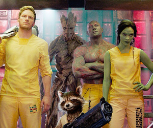guardians of the galaxy, Marvel, and starlord image