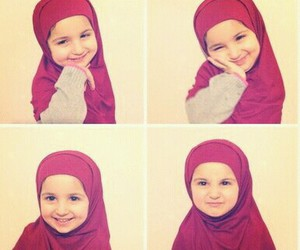 muslim, cute, and islam image
