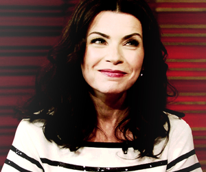 angel, julianna margulies, and cute image