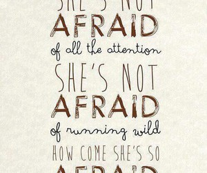 one direction, 1d, and she's not afraid image