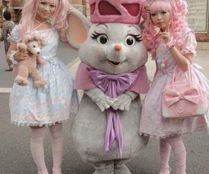 kawaii, lolita, and pink image