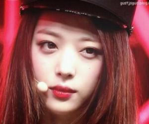 fx, korean, and kpop image