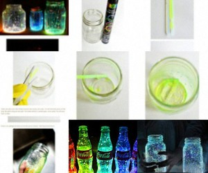 fluor and botellas image