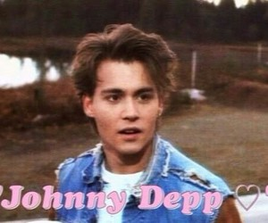 johnny depp, grunge, and boy image