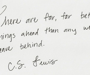 quotes, c.s. lewis, and life image