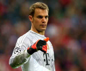 manuel neuer, football, and goalkeeper image