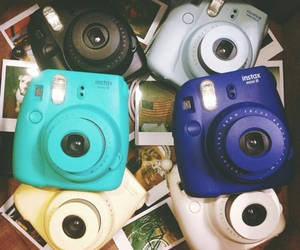 camera, photo, and colors image