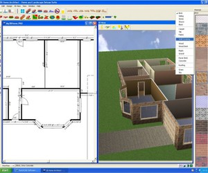 home floor plans, home design software, and house design software image