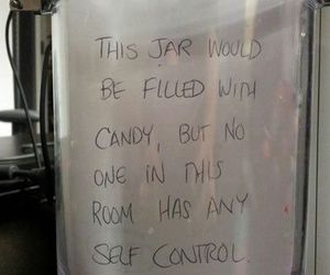 candy, funny, and control image