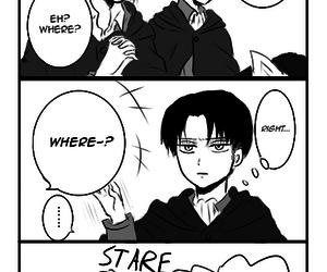 funny, shingeki no kyojin, and hanji zoé image