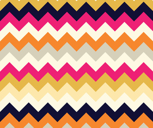 chevron, colors, and pattern image
