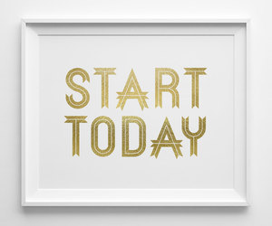 motivation and start today image