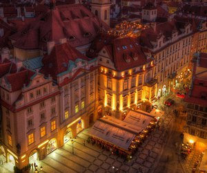 awesome, prague, and travel image