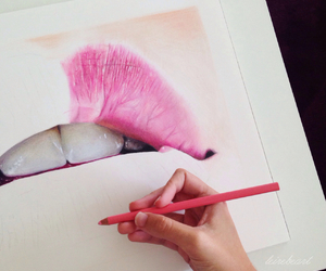art, pencil art, and realism image