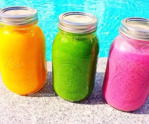healthy and smoothies image