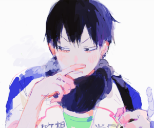 cute anime boy, yowamushi pedal, and yowapeda image