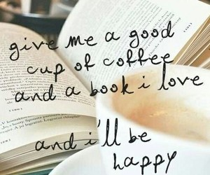 great, i love coffee, and loves book image