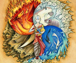 the last airbender and avatar aang image