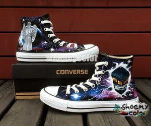 custom shoes, converse shoes, and hand painted shoes image