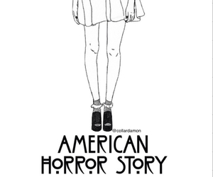 ahs, american horror story, and overlay image