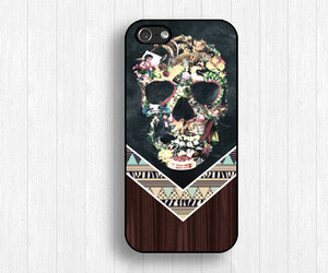 iphone 4 case, iphone 4s case, and skull iphone 6 case image