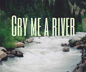 cry me a river and justin timberlake image