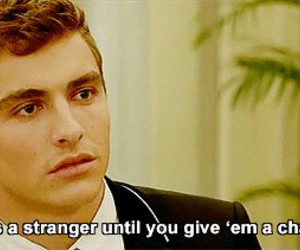 quote, strangers, and dave franco image