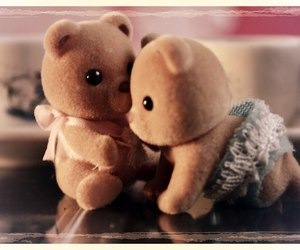 bears, hugs, and kawaii image