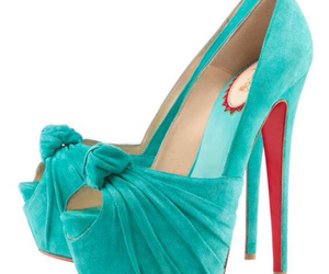 christian louboutin, fashion, and shoes image
