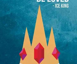 ice king and adventure time image