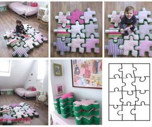 kolay minder yapımı, minder yapımı, and Çocuk odası minderi image