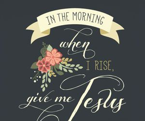 god, jesus, and quotes image