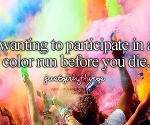 color, fun, and run image