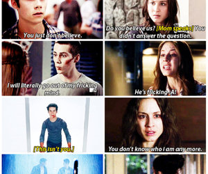 pretty little liars, teen wolf, and spencer hastings image