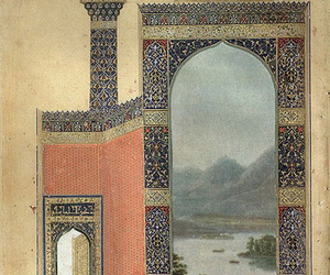 arch, medieval, and romantic image