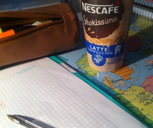 coffee, study, and deutsch image