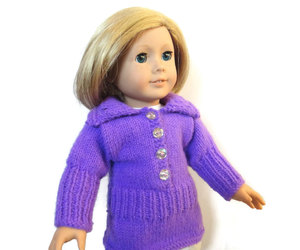 american girl, doll, and doll clothes image