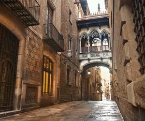 Barcelona, gothic, and architecture image