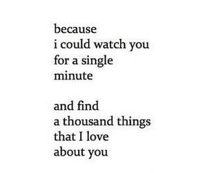 beautiful, couple, and poem image