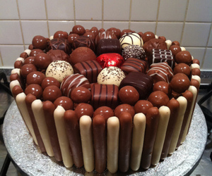 chocolate, cute food, and food image