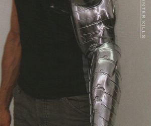 captain america, the winter soldier, and making of image