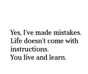 instructions, learn, and life image